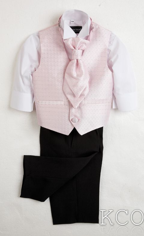 Sicily Pink~ Boys Suits